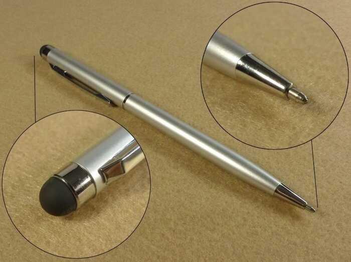 Bút cảm ứng stylus kiêm bút ký tên giá tiết kiệm