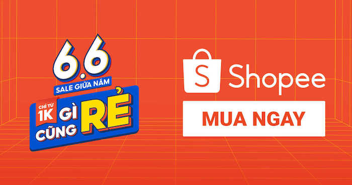 Shopee Sale 6/6