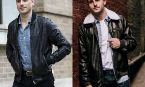 4 điều cần biết khi chọn mua áo khoác da nam thật